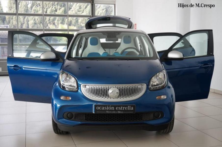 SMART FORFOUR PROXY 52 KW - 5JDT - > 11400 €