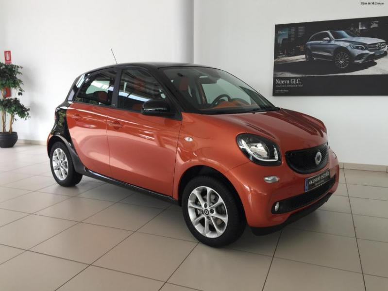 SMART FORFOUR PASSION - 32JCY - > 8900 €