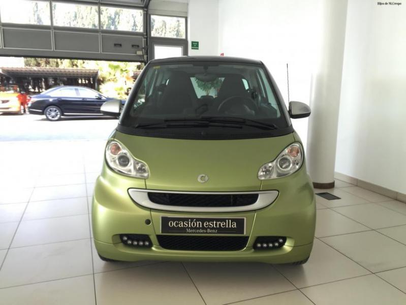 smart fortwo PASSION - 90HDP - > 7900 €