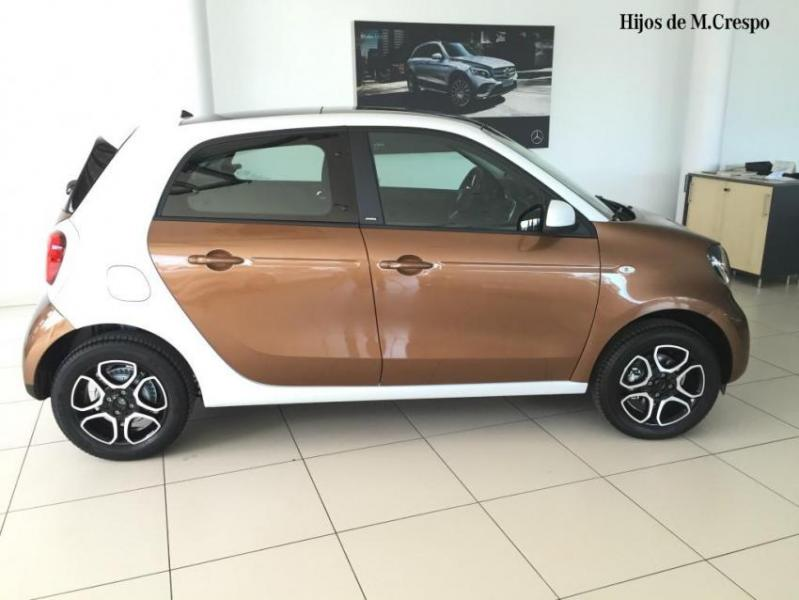 SMART FORFOUR PASSION 52 KW - DCAR2JNV - > 12600 €