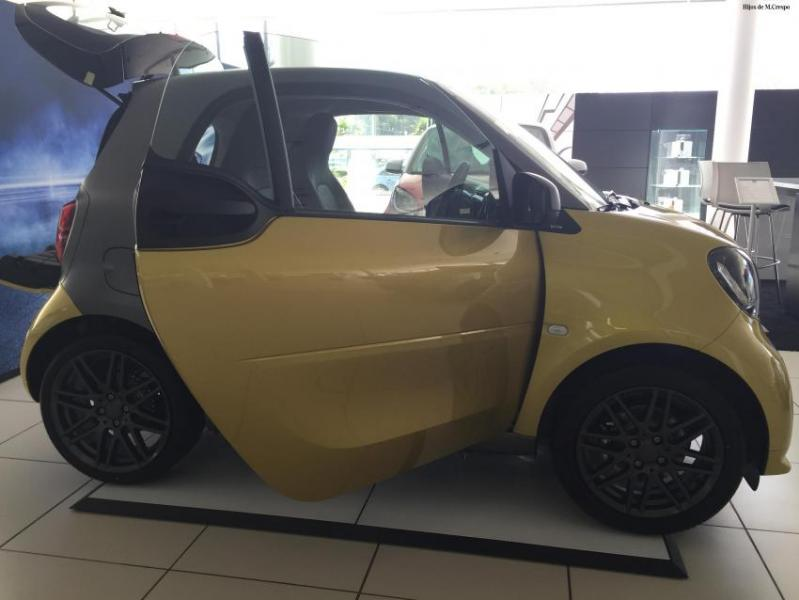 smart fortwo PRIME 66kw - GENF2BR - > 17900 €
