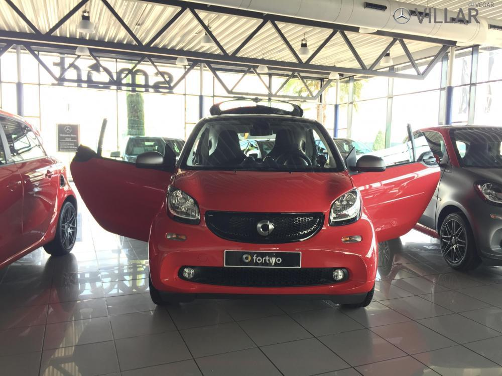 Fortwo PASSION - 06/26814 - > 13990 €