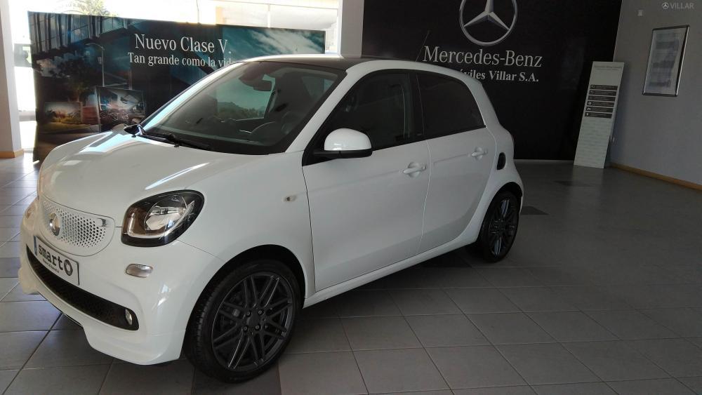 Smart Forfour Passion - 04776 - > 14000 €