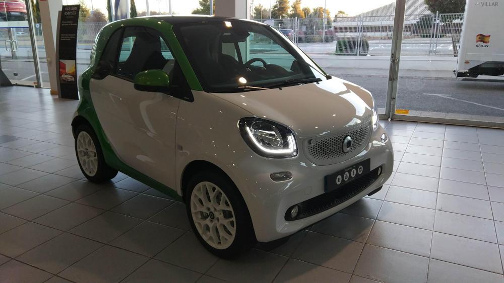 Smart Fortwo Eléctrico - VILL7757 - > 21700 €