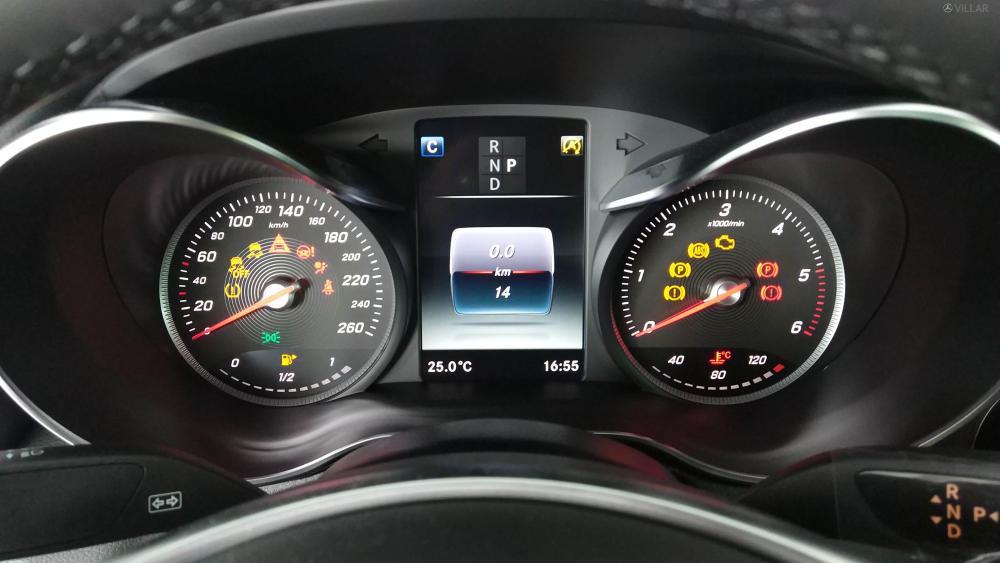 C 250d Coupé AMG Line - VILL4926 - > 45000 €