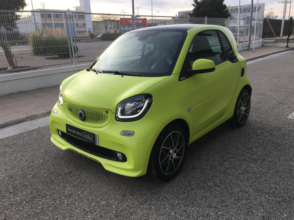 Fortwo Coupe Brabus - VILL4712 - > 19800 €