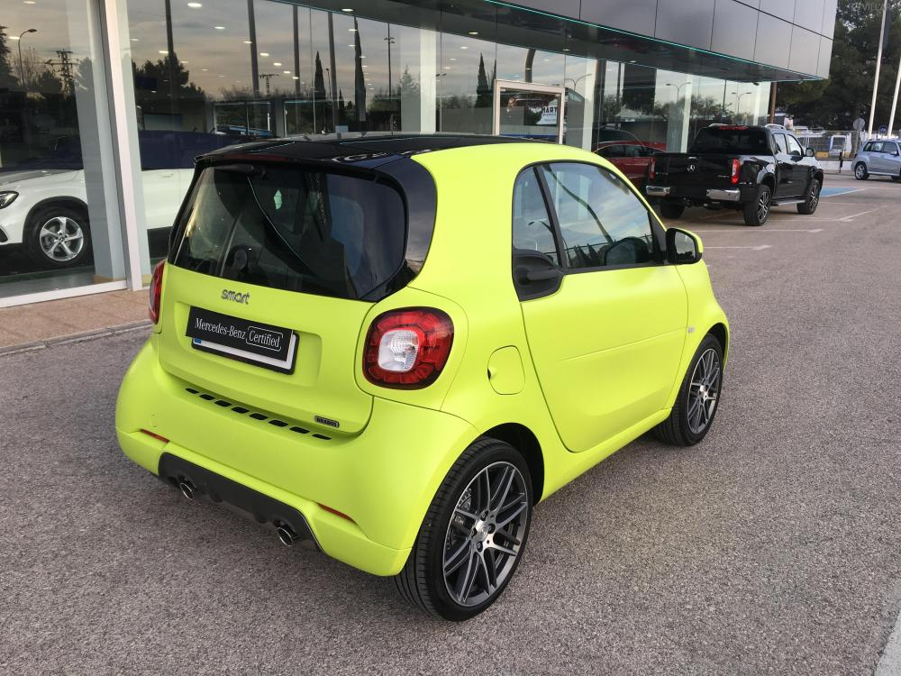 Fortwo Coupe Brabus - VILL4712 - > 16900 €