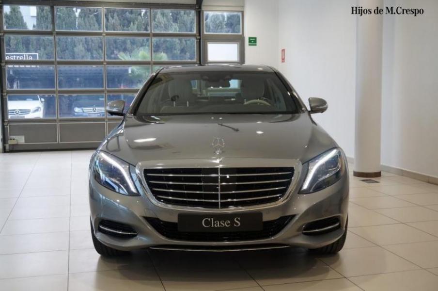 Clase S 350d