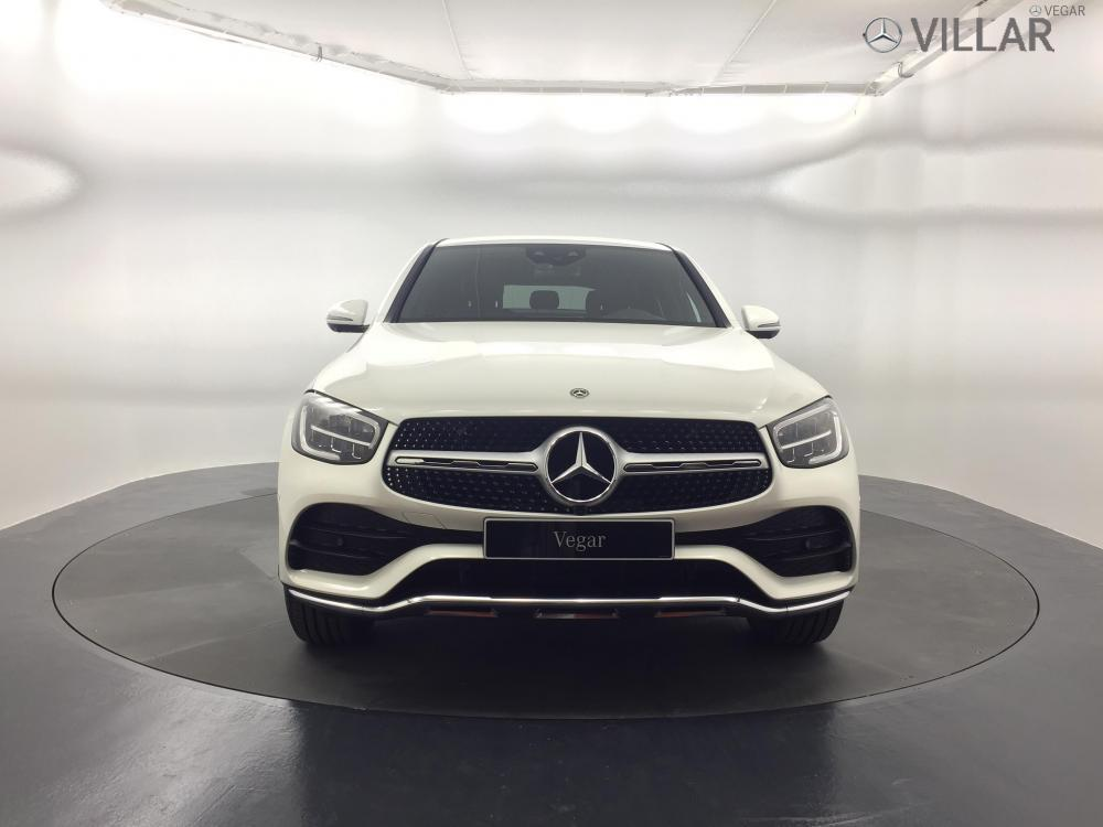 GLC 200 d 4Matic Coupé AMG Line