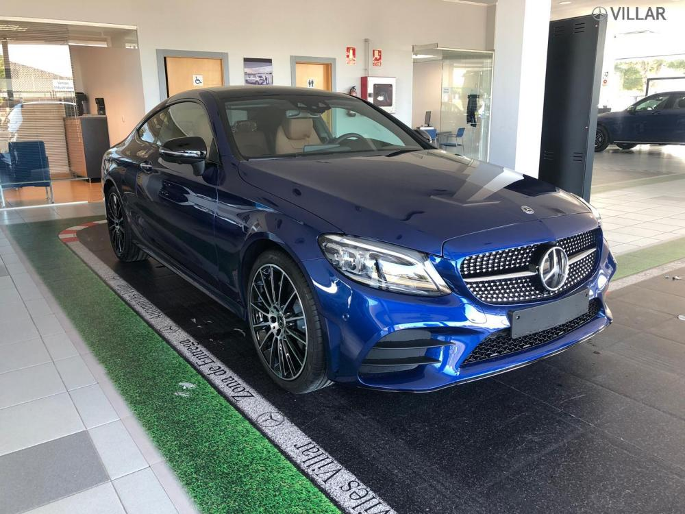 C 200 Coupe AMG Line