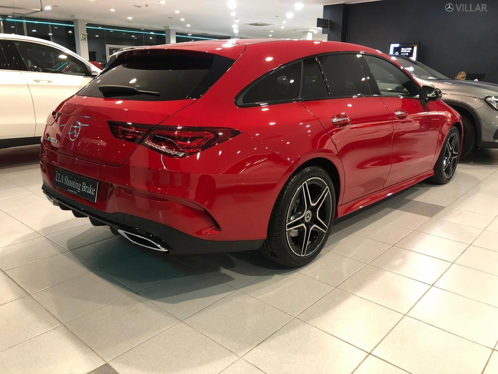 CLA 200 d Shooting Brake AMG Line